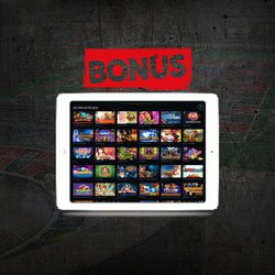 bonus de casinos iPad