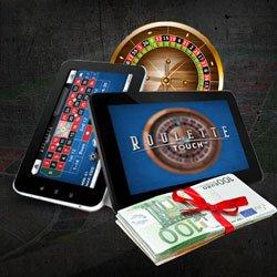 Jouer aux roulettes mobiles iPad